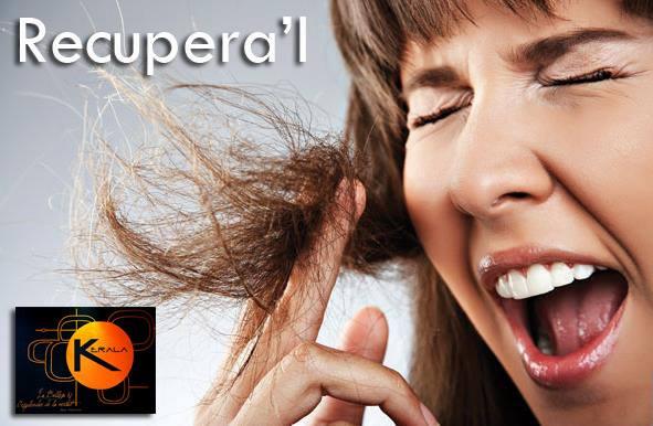 Recupera la salut del teu cabell després de l'estiu amb els tractaments especifics per aquest repte amb Kerala. C/ Prat de la Creu 29 - 39, Local B, 4 o truqueu al Tel: 86 86 89.
