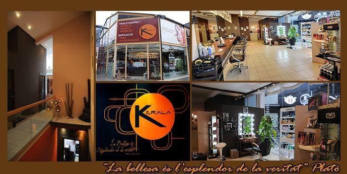 Perruqueries Kerala Andorra